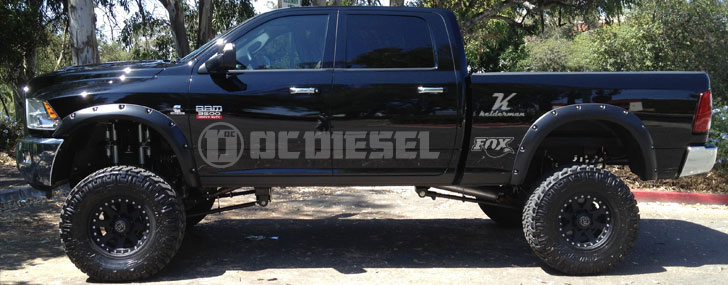 2012 Dodge Project Diesel Truck