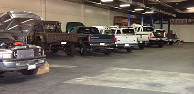 Diesel Service & Repair with 8 Truck Bays