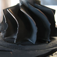 Diesel Turbo Impeller