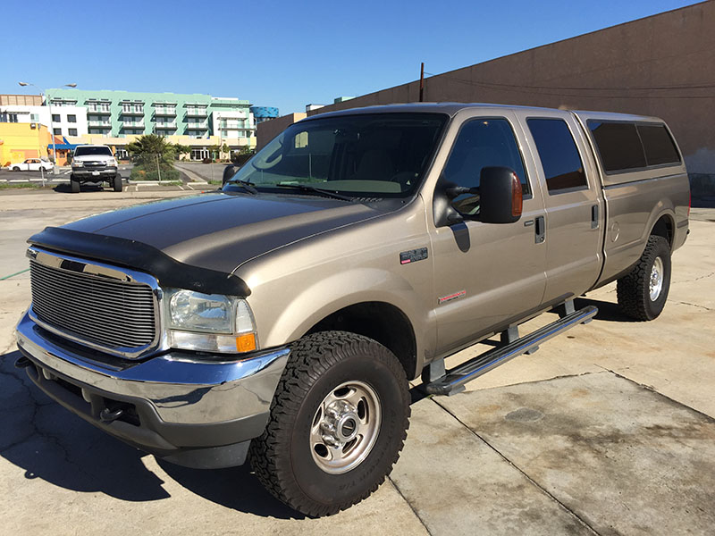 2004 6.0L Powerstroke F250 Crew Cab, Long Bed 4WD (1)