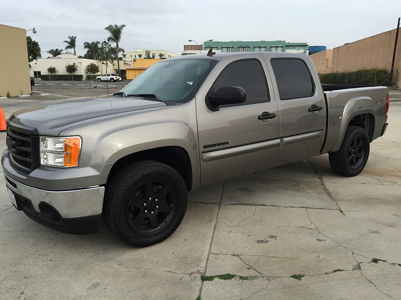2012 GMC Sierra 1500 Crew Cab, Short Bed (1)