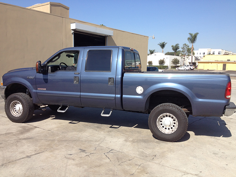 2004 6.0L F250 Powerstroke 4WD Crew Cab, Short Bed (1)