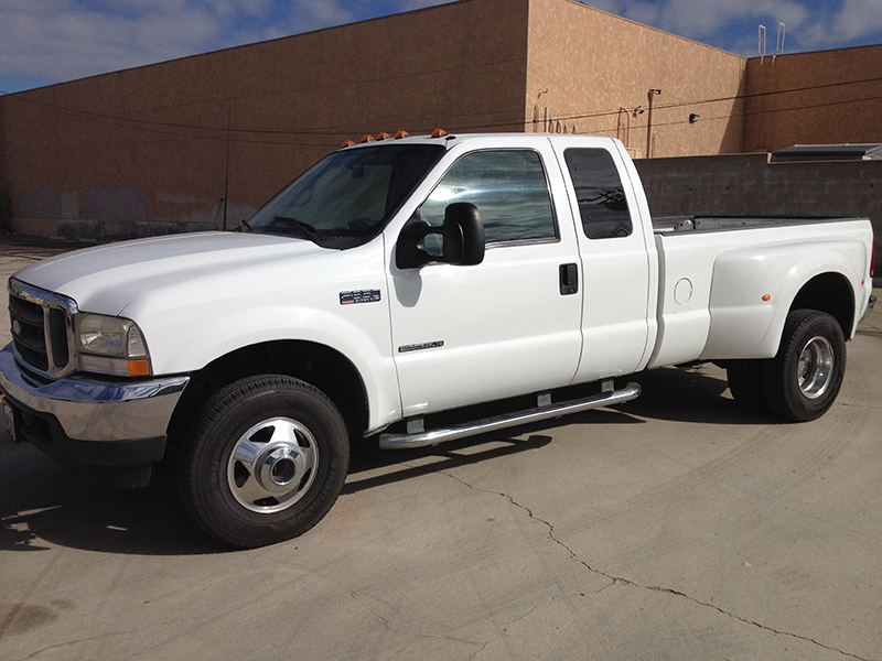 2002 7.3L Powerstroke Dually 4x4 (1)