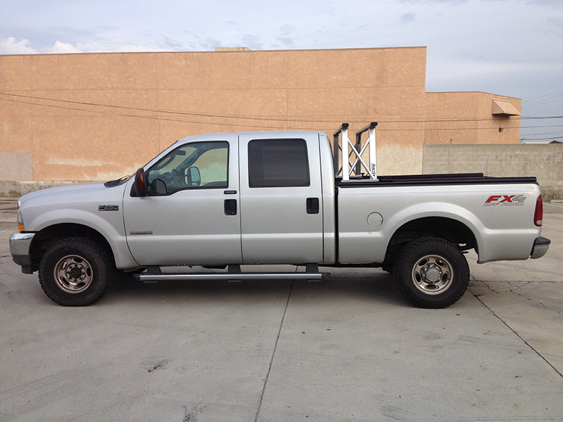 2004 6.0L F250 Powerstroke Crew Cab, Short Bed 4WD (1)