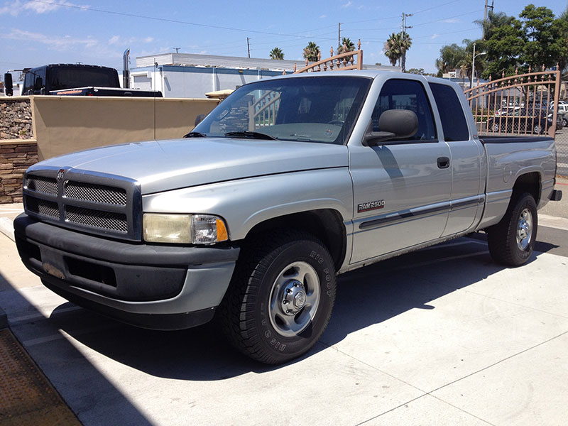 1999 5.9L RAM Cummins 2500 Extended Cab, Long Bed 2WD (1)