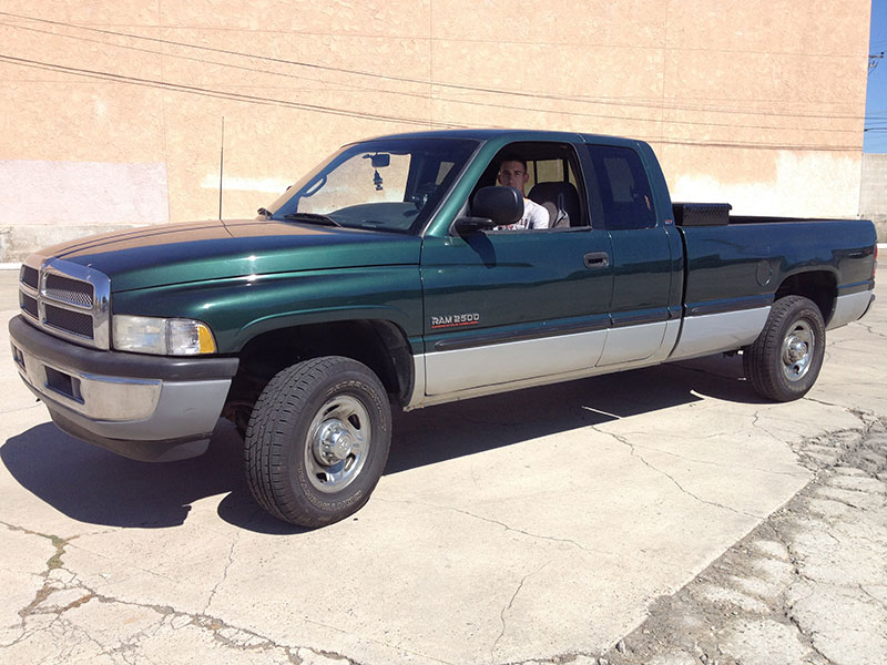 1999 5.9L RAM Cummins Extended Cab, Short Bed 2WD (1)