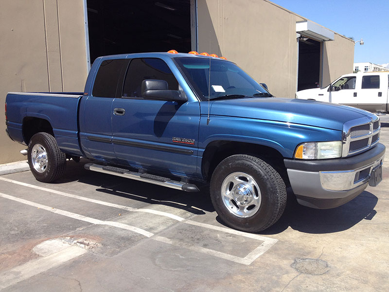 2002 5.9L RAM Cummins 2WD 2500 Extended Cab, Short Bed 2WD (1)