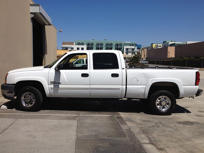 2003 6.6L Duramax LB7 2500HD Crew Cab Short Bed 4WD (1)