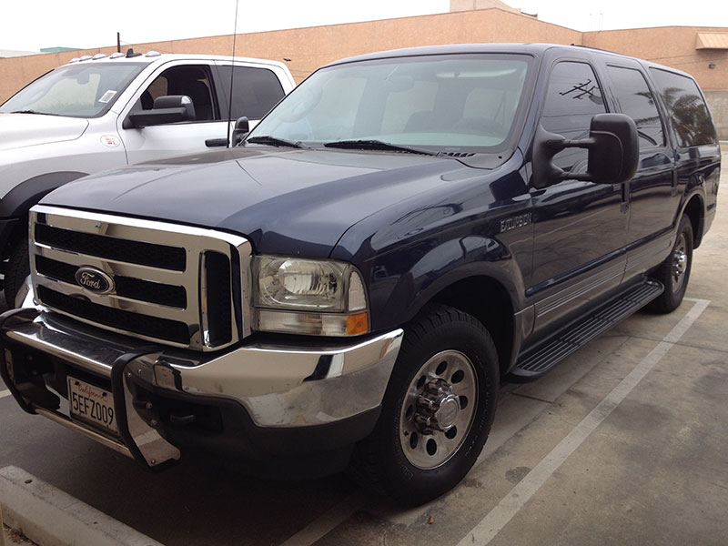 2003 6.0L Ford Excursion XLT 4WD (1)