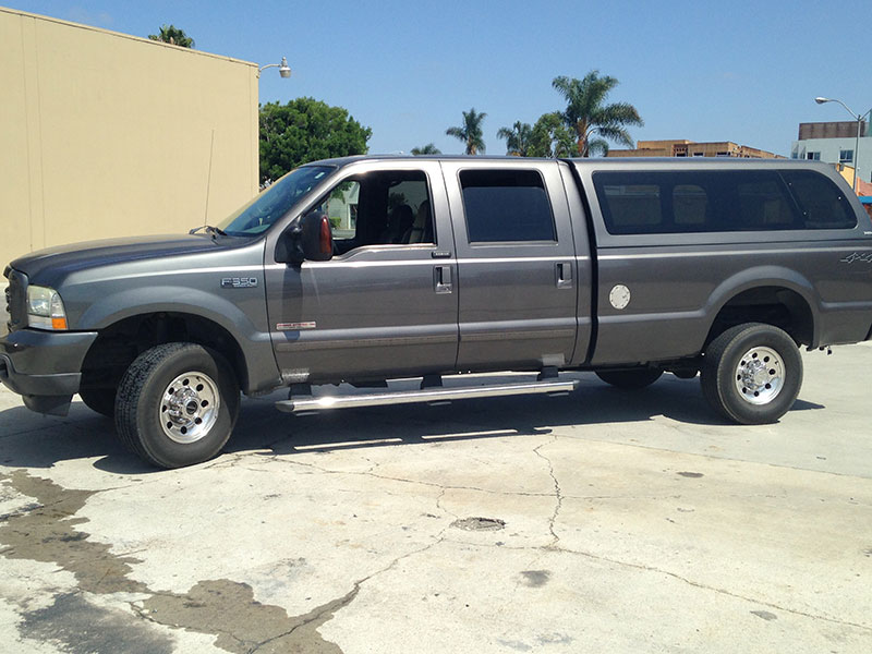 2003 6.0L Powerstroke F350 Crew Cab, Long Bed 4WD (1) (1)