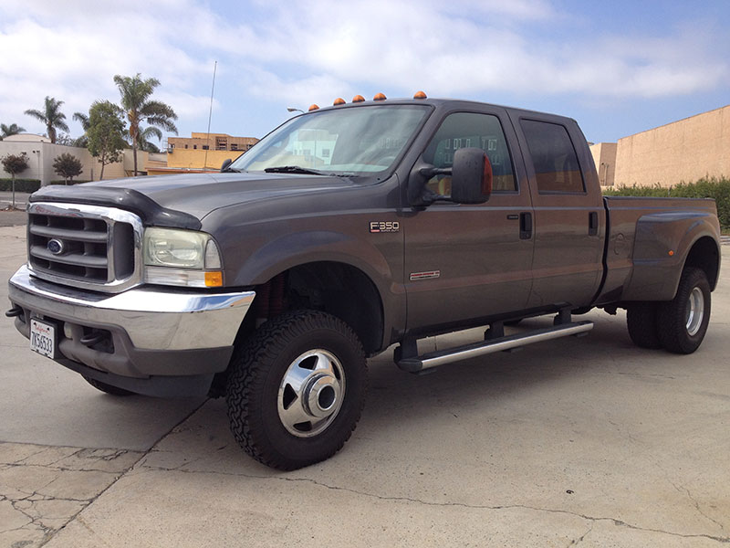 2004 6.0L Powerstroke Crew Cab, Long Bed 4WD Dually (1)