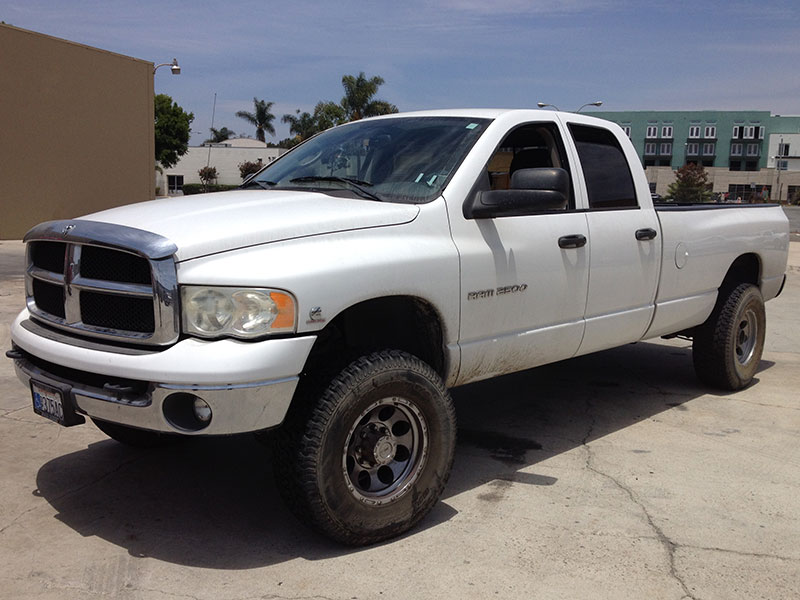 2005 5.9L RAM Cummins Crew Cab, Long Bed 4WD 6SP Manual (1)