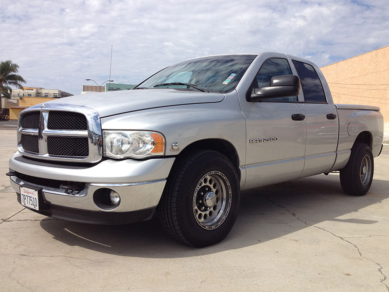 2005 5.9L RAM Cummins Quad Cab, Short Bed 2WD (1)
