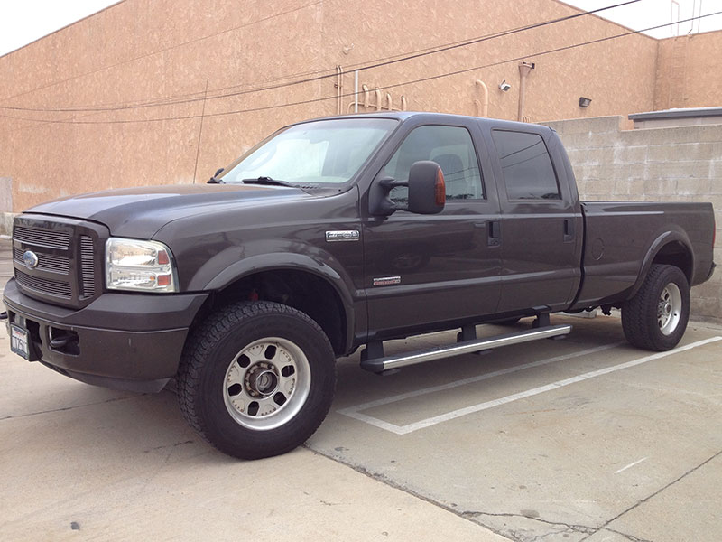 2005 6.0L Powerstroke F250 Crew Cab, Long Bed 4WD (1)