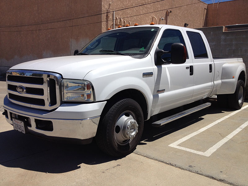 2004 6.0L Powerstroke F350 Crew Cab, Long Bed 2WD (1)