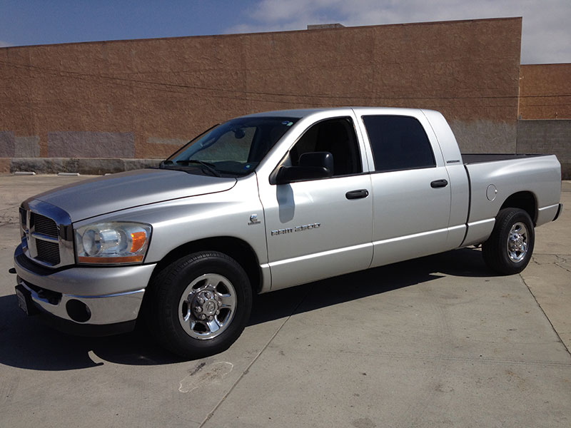 2006 5.9L RAM Cummins Mega Cab, Short Bed 2WD (1)