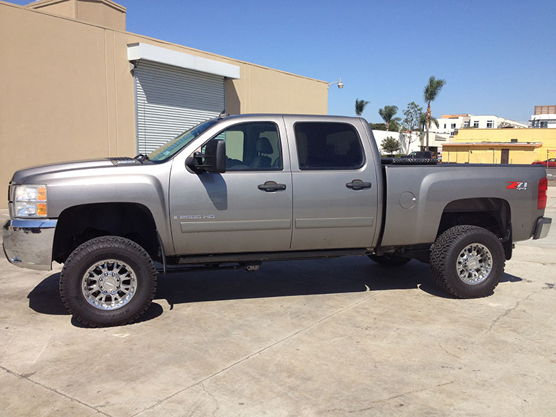 2008 6.6L Duramax LMM 2500HD Crew Cab, Short Bed 4x4 (1)