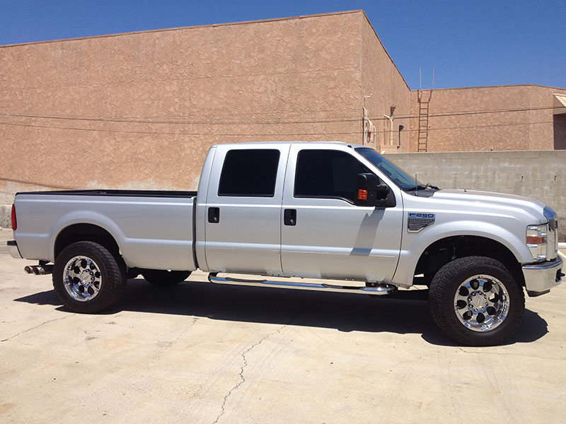 2008 6.4L Powerstroke F250 Crew Cab, Long Bed 2WD (1)