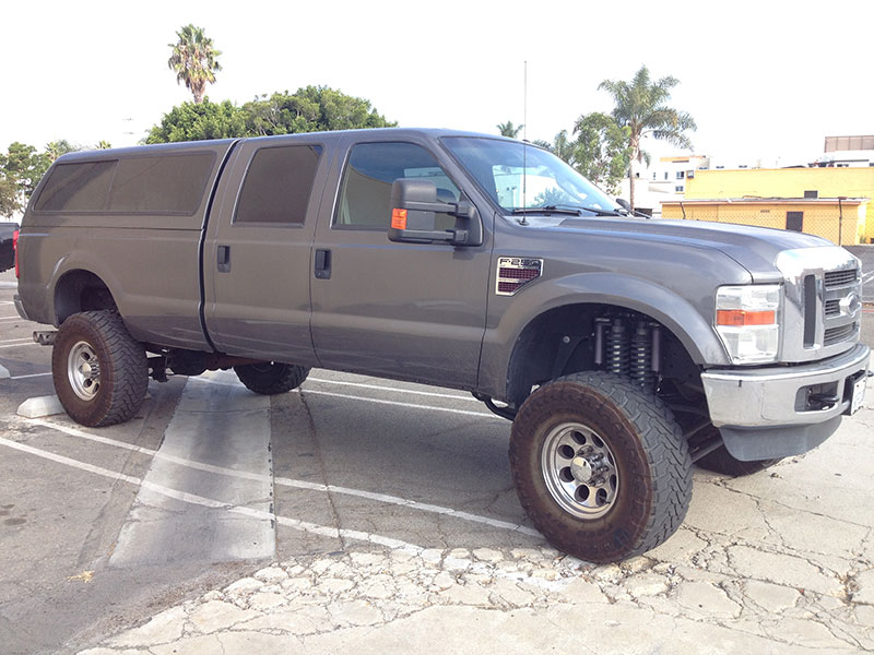 2008 6.4L Powerstroke F250 Crew Cab Long Bed 4WD (1)