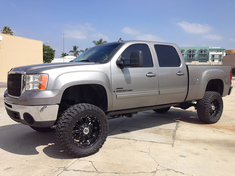 2008 6.6L Duramax 2500HD Crew Cab Short Bed 4WD (1)