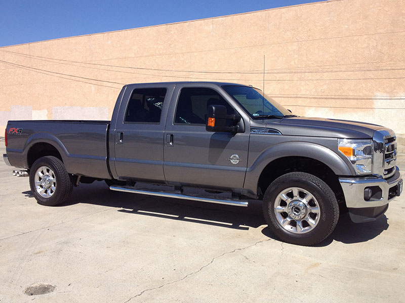 2012 6.7L Powerstroke F350 Crew Cab, Long Bed 4WD (1)