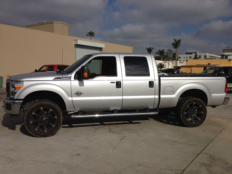 2012 6.7L Powerstroke F350 Crew Cab, Short Bed 4x4 (1)